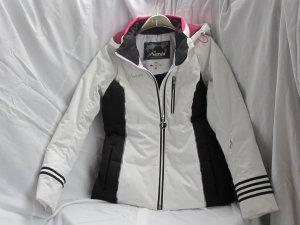 Phenix Marina Jacket Damen Daunen-Skijacke weiß schwarz