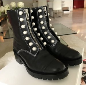 Philip Lime Boots 40,5 black