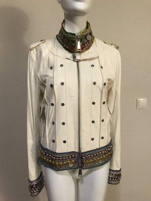 Philip Plein Couture Switzerland Lederjacke L