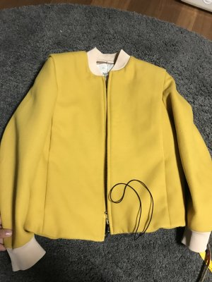 3.1 Phillip Lim Veste orange doré