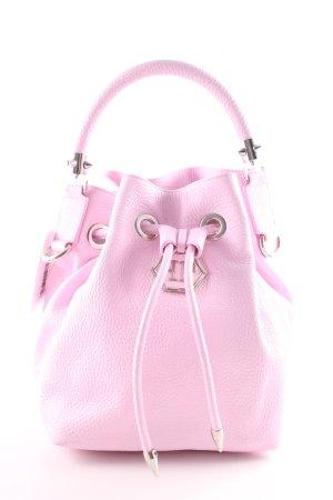 Philipp Plein Beuteltasche pink Casual-Look