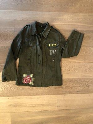 Philipp Plein Military Jacket multicolored