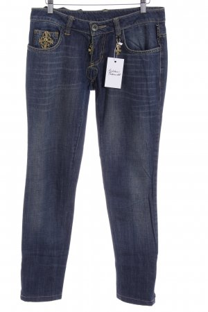 Philipp Plein Low Rise Jeans multicolored casual look