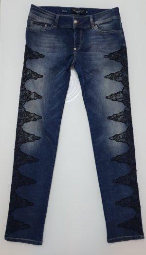 Philipp Plein Jeans slim multicolore