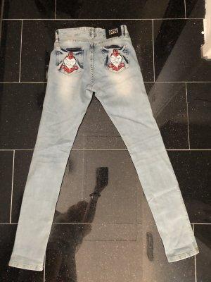 Philipp Plein Jeans Skinny Gr. 27