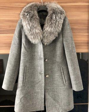 Philipp Plein Abrigo de invierno gris