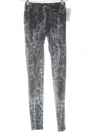 Philipp Plein Leggings animal pattern casual look