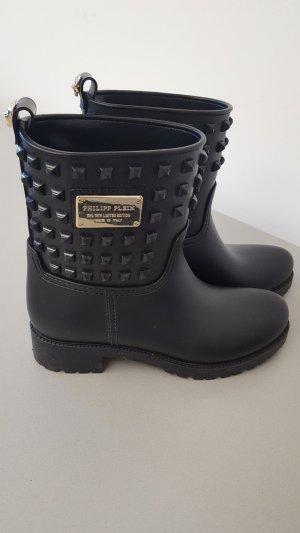 """Philipp Plein Rain Boots """"Vanity"""""""