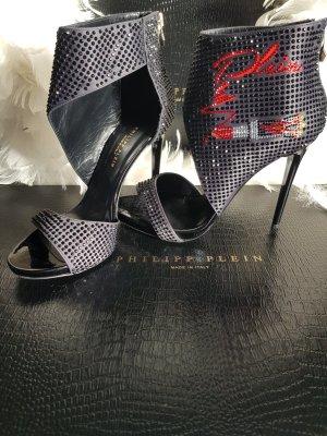 Philipp Plein Red Lipstick Heel