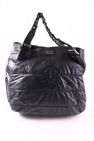 Philipp Plein Shopper schwarz Casual-Look