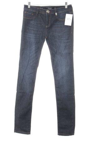 Philipp Plein Slim Jeans dunkelblau Casual-Look