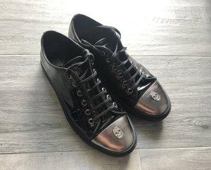 philipp plein Sneaker. Gr: 37. schwarz