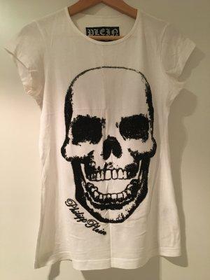 Philipp Plein T-Shirt mit Totenkopf