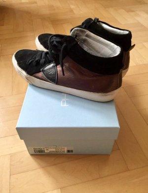 Philippe Model Größe 39 schwarz/bronze NP: 269€ gut erhalten!!!