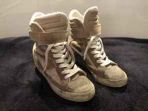 Philippe Model Wedge Sneaker multicolored