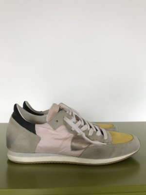 Philippe Model Lace-Up Sneaker pink