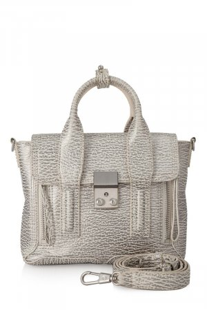 Phillip Lim Satchel green leather
