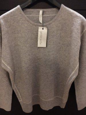 PHILO-SOPHIE Damen Pullover, Cashmere Grau Gr. 40