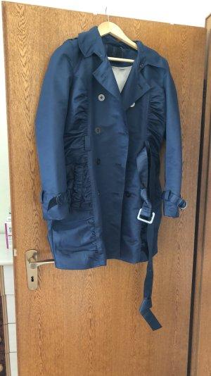 Philosophy Blues Original Cappotto corto blu scuro