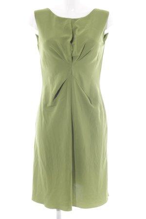 Philosophy Di Alberta Ferretti A-Linien Kleid grasgrün klassischer Stil