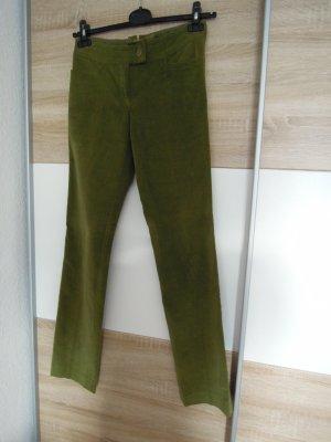 Philosophy Di Alberta Ferretti Corduroy Trousers multicolored cotton