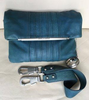 Philosophy Di Alberta Ferretti Shoulder Bag multicolored leather