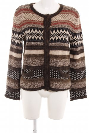 Philosophy Di Alberta Ferretti Strick Cardigan abstraktes Muster Casual-Look