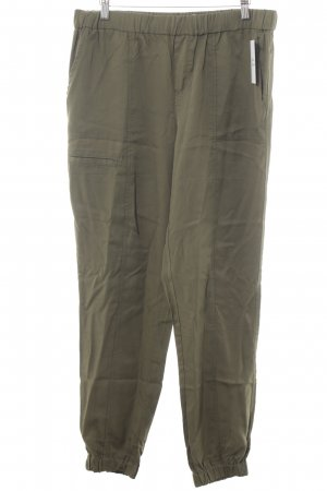 PHILOSOPHY Stoffhose khaki Casual-Look