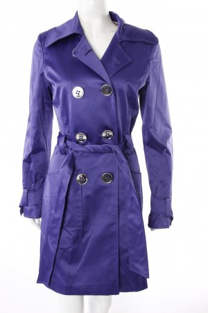 Philosophy Trenchcoat violett