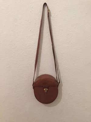 Picard Mini Bag cognac-coloured