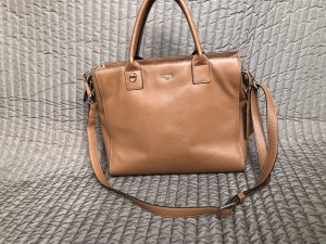 Picard Laptop bag beige leather