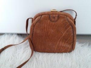 2c4e1c98f168e Picard Echtleder Leder Tasche Handtasche Vintage