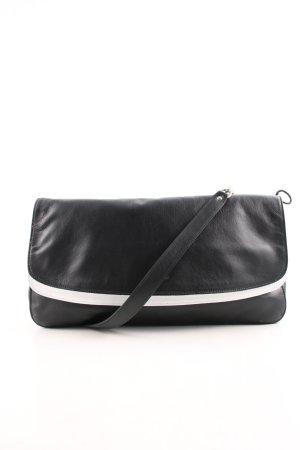 Picard Handtasche schwarz-weiß Casual-Look
