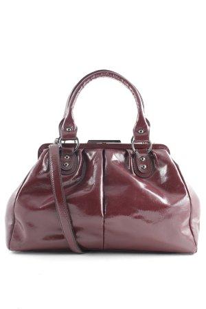 Picard Handtasche braunrot Street-Fashion-Look