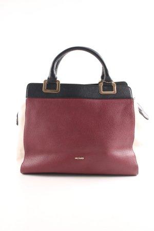 Picard Handtasche mehrfarbig Business-Look