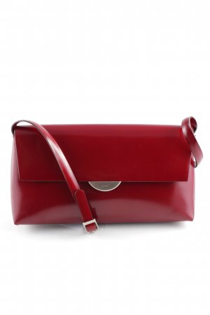 Picard Handtasche dunkelrot Party-Look