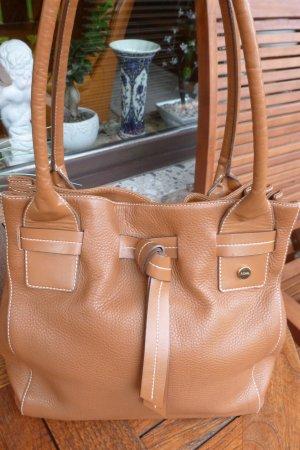 Picard Handtasche, Farbe Mittelbraun