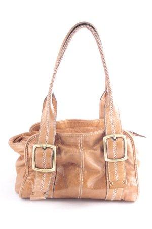 Picard Handtasche hellbraun Street-Fashion-Look