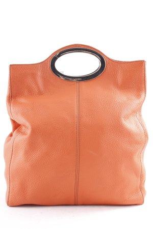 Picard Handtasche orange-silberfarben Casual-Look