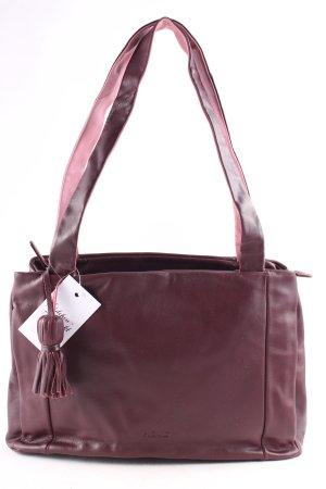 Picard Handbag purple-light pink casual look