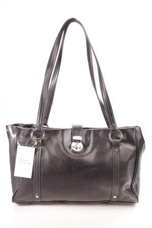 Picard Handtasche schwarz Elegant