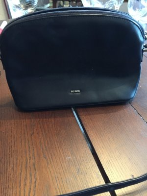 Picard Handtasche schwarz klassisch