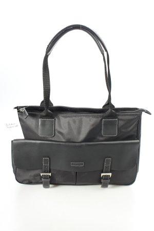 Picard Handtasche schwarz schlichter Stil