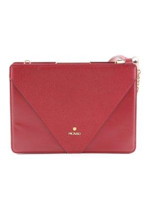 Picard Carry Bag dark red elegant