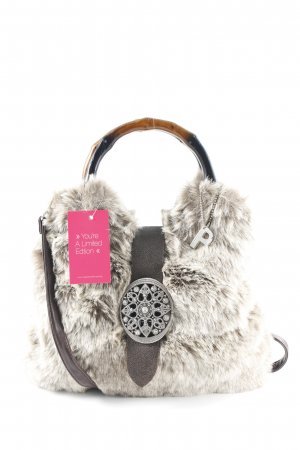 Picard Carry Bag light grey-grey fluffy