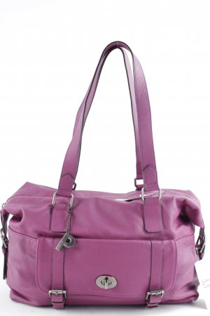 Picard Carry Bag magenta casual look