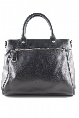 Picard Bolso barrel negro look casual