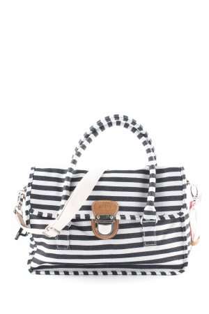 Picard Carry Bag striped pattern casual look