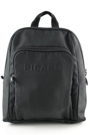 Picard Kindergartenrucksack schwarz Casual-Look
