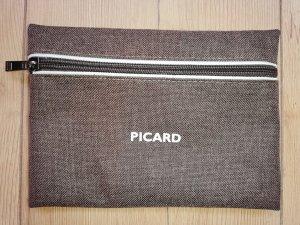 Picard Kosmetiktäschchen braun - neu ohne Etikett -